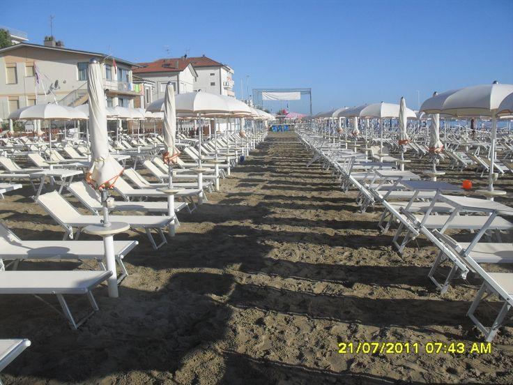 spiaggia hotel buda