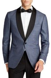 Bonobos Capstone Slim Fit Wool Dinner Jacket available at #Nordstrom
