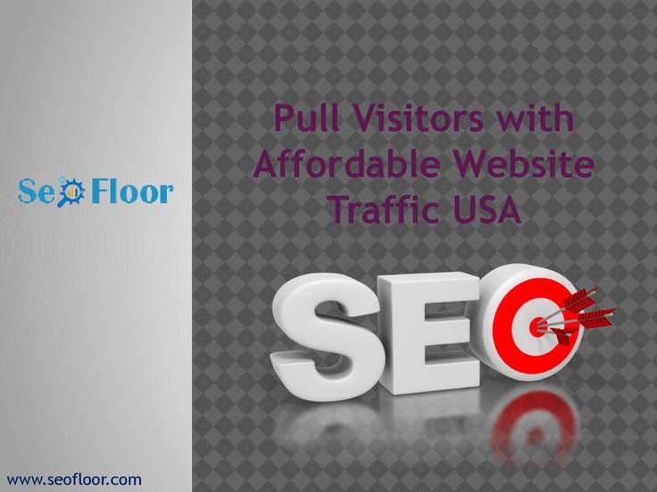 Pull visitors with affordable website traffic usa- SEOFloor  Seofloor is a USA SEO company. Seofloor is team of experts and professionals, which helps to get you on the first page of search engine like Google. Seofloor helps to promote your website with custom keyword analysis. They help to get your company ranked on Google and massive exposure to your customers.  To know more about seofloor Visit www.seofloor.com Seofloor provide following these services which helps you in your business…