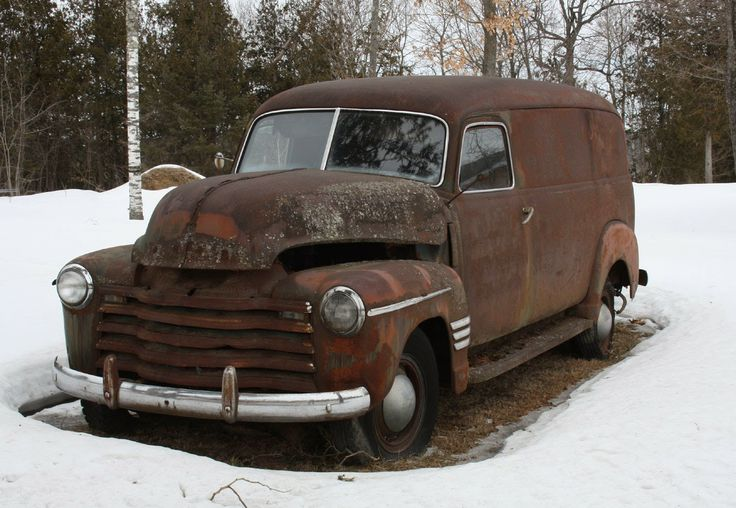 1951 Chevrolet Panel Delivery Machine Pinterest