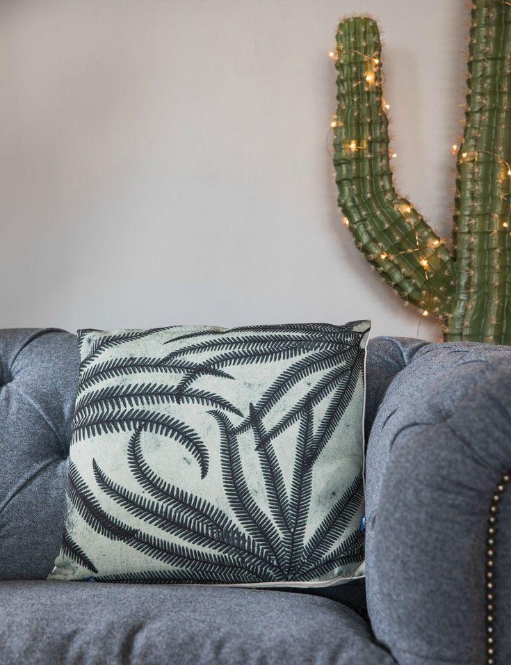 www.roseandgrey.co.uk fern-printed-cushion