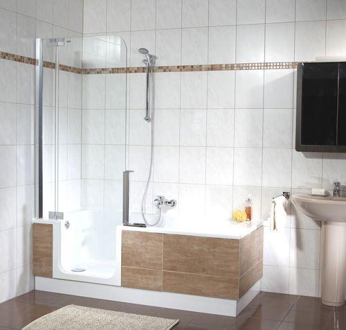 Douchen & baden in kleine badkamers, Twinline maakt een einde aan de compromissen in het bad