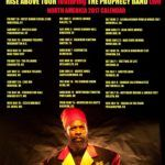 #Capleton & The Prophecy Band – 2017 North American Tour – Interview