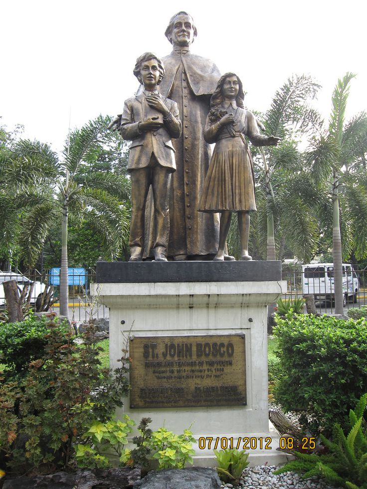 Saints John Bosco Dominic Savio And Laura Vicuna