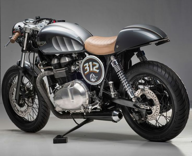 We build imaginative custom motorcycles, parts and components that are complex in thought yet simple in execution.