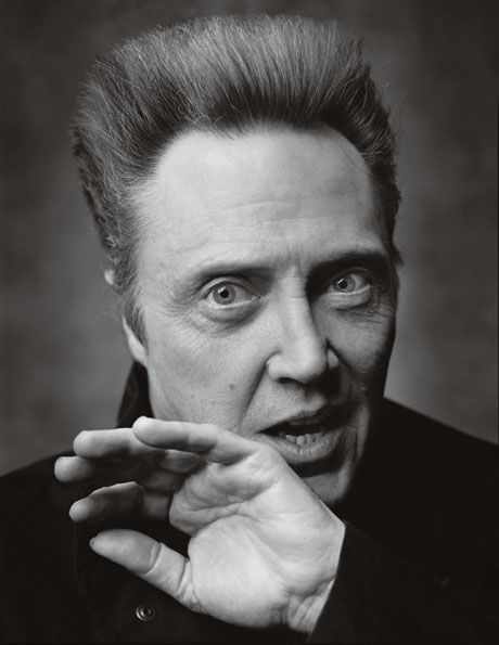 "Christopher Walken (born March 31, 1943) is an American actor. He has appeared in more than 100 movies & television shows, including The Deer Hunter, Annie Hall, Sleepy Hollow, The Dead Zone, True Romance, Pulp Fiction, & Hairspray, as well as music videos by recording artists such as Madonna, Journey, Run DMC, & Fatboy Slim. ""My father passed away a couple of years ago, but he was very old. He was almost a 100 years old. And, you know, he...came to America and he had a good life."""