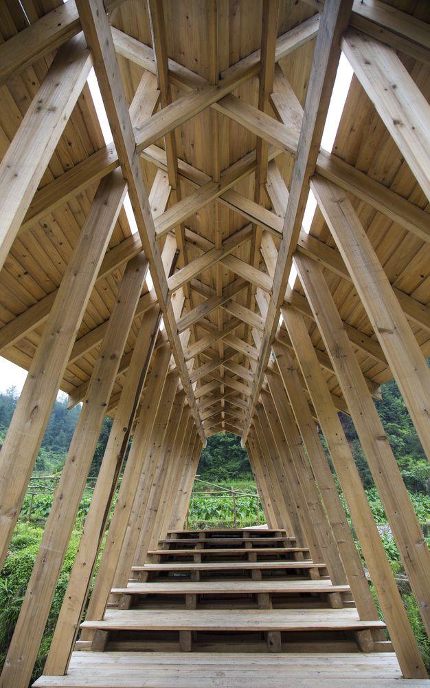 Galería de Puente Viento y Lluvia / Donn Holohan - Universidad de Hong Kong - 10