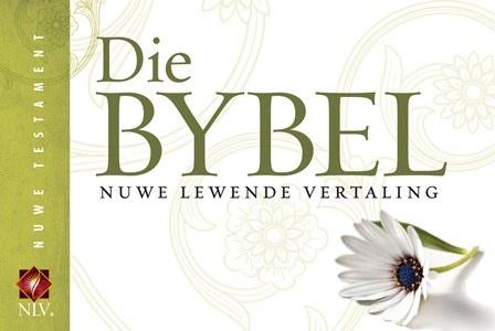 Nuwe Lewende Vertaling (NLV) Mini-uitgawe Bybel.