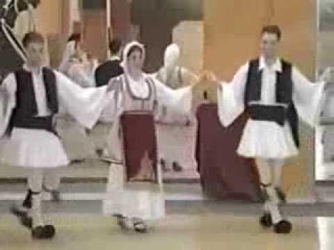 ΜΑΘΗΜΑΤΑ ΧΟΡΟΥ~ΚΑΛΑΜΑΤΙΑΝΟΣ