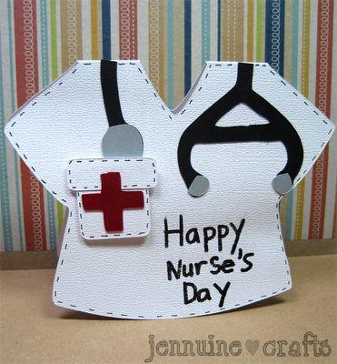 Happy Nurse's Day Cards