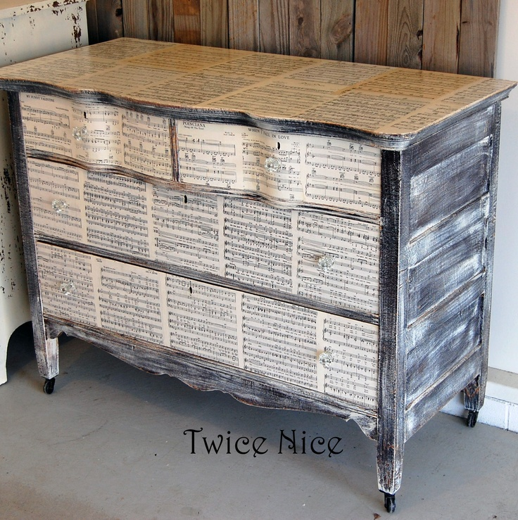 17 Best Images About Furniture Refinishing Ideas On Pinterest Black Distressed Furniture