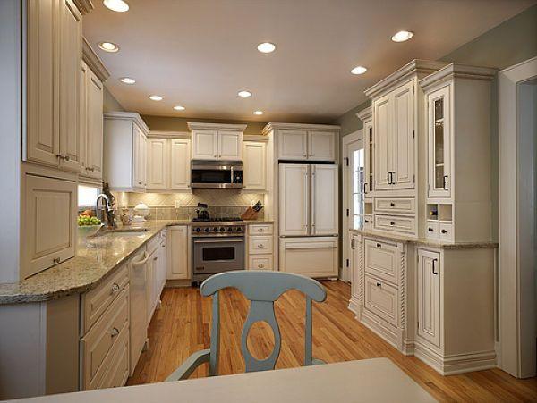U Shaped Kitchen Designs Great Kitchen Floor Plan Design Ideas