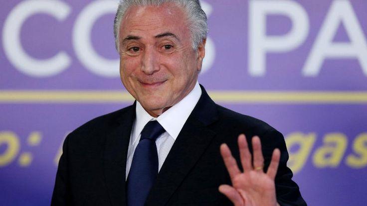 [Euronews]: Βραζιλία: Η επιβίωση του Τέμερ | http://www.multi-news.gr/euronews-vrazilia-epiviosi-tou-temer/?utm_source=PN&utm_medium=multi-news.gr&utm_campaign=Socializr-multi-news