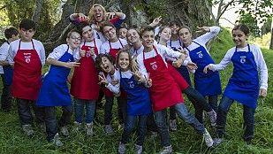 ¿Estáis siguiendo Masterchef Junior? Contadnos quién es vuestro aspirante favorito entre estos pequeños genios de la cocina.