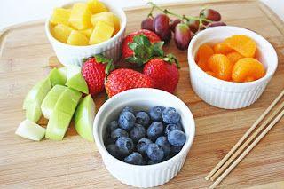fruit dip healthy ada fruit
