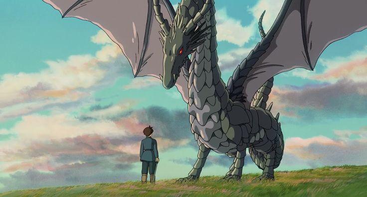 cuentos de terramar - Director Gorō Miyazaki Estudio Ghibli