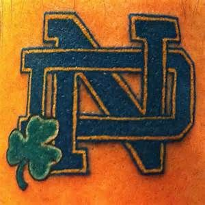 Notre dame tattoo tattoos pinterest for Notre dame tattoos