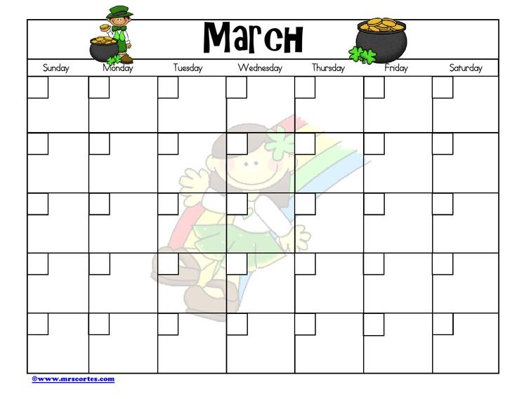 Art Teacher Calendar : Calendar templates set mrscortes teaching