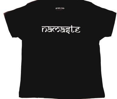 Namaste unique Baby T-shirt $15