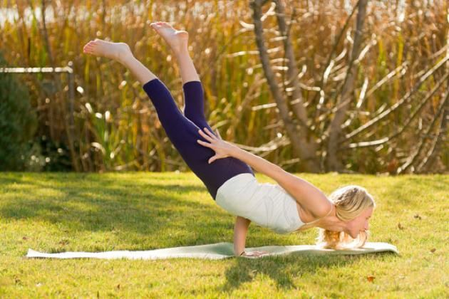 10 Insane Yoga Poses You Wish You Could Strike
