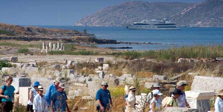 Visita Delos desde Mikonos - http://www.absolutgrecia.com/visita-delos-desde-mikonos/