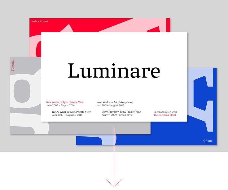 Luminare is a serif type family with a strong rhythmical structure, clean cut serifs and balanced proportions.Luminare began life as a personal and academic enquiry into stencilled lettering. The key sources of this research where found in liturgical ma…