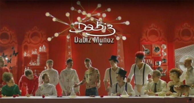 El Xef con Dabiz Muñoz nuevo programa de televisión