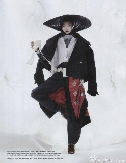 韩国版《Vogue》 2015一月刊 |...
