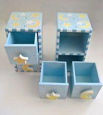 Resultado de imagem para Baby room organizer boxes