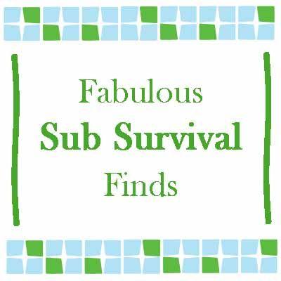 Time Filler « Surviving Life as a Substitute Teacher @Sarah Laskowski