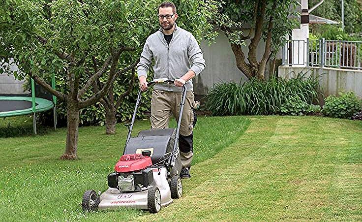 So Erneuern Sie Ihren Rasen Ohne Umgraben Ihr Rasen Ist Nur Noch Eine Luckige Moos Und Unkrautflache Kein Problem Mit Diesen Tipps Er In 2020 Outdoor Power Equipment Outdoor Lawn Mower