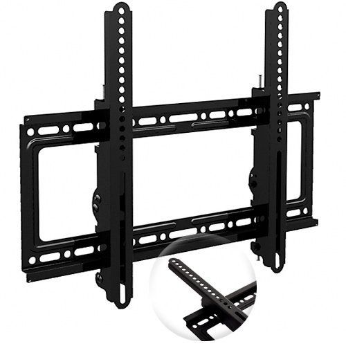"""Universal Fully Adjustable TV Wall Mount; Fixed or Tilting (fits most screens from 32"""" - 60"""") by Unknown. $19.44. This tilting TV wall mount is for LED, LCD, Plasma and other flat panel displays measuring between 32-60"""" diagonally.  It's simple to install with a sturdy, one-piece, 13-gauge steel backplate and 2 pre-assembled mounting arms.  The mount supports all VESA standards up to 400x400 (mounting holes on your screen can be up to 17.75"""" apart horizontally and up to 16"""" v..."""