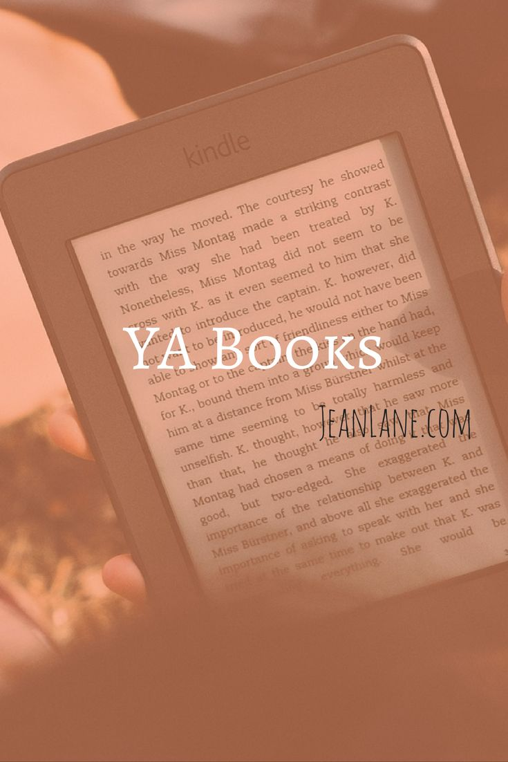 Young Adult Books, Fiction, Romance, Fantasy, Urban, You Name It