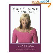 Your Presence is Enough (Paperback) by Julia Tindall ~ Amazon used book sales.