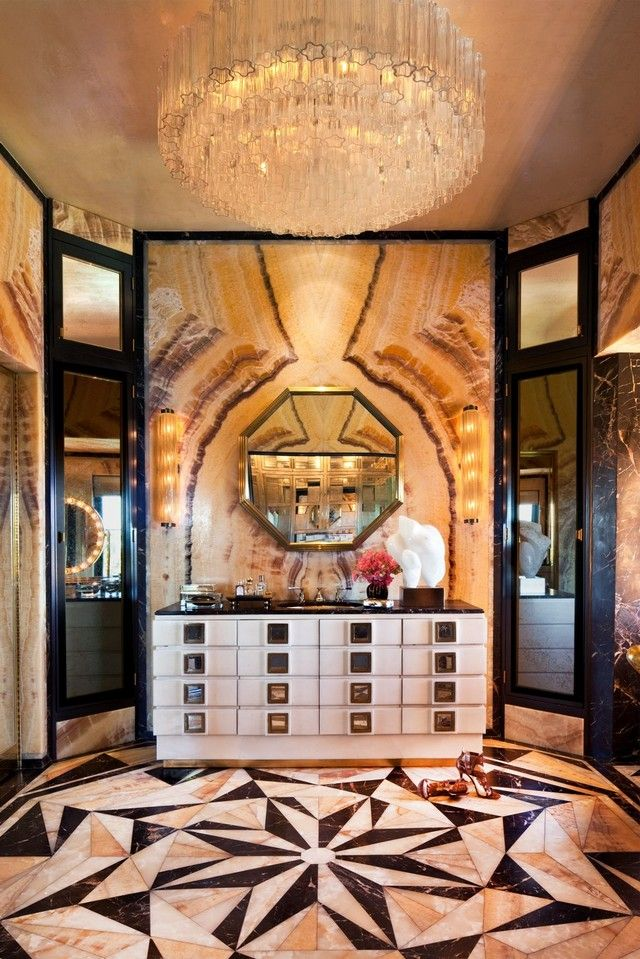 "Kelly Wearstler, the California-based interior designer who practically invented the term ""maximalism"", have launched her fourth book ""Rhapsody"" on October 23, 2012"