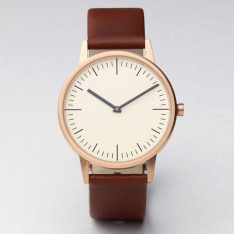 150 Series by Uniform Wares at Dezeen Watch Store