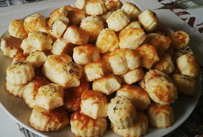 Sýrové pagáče