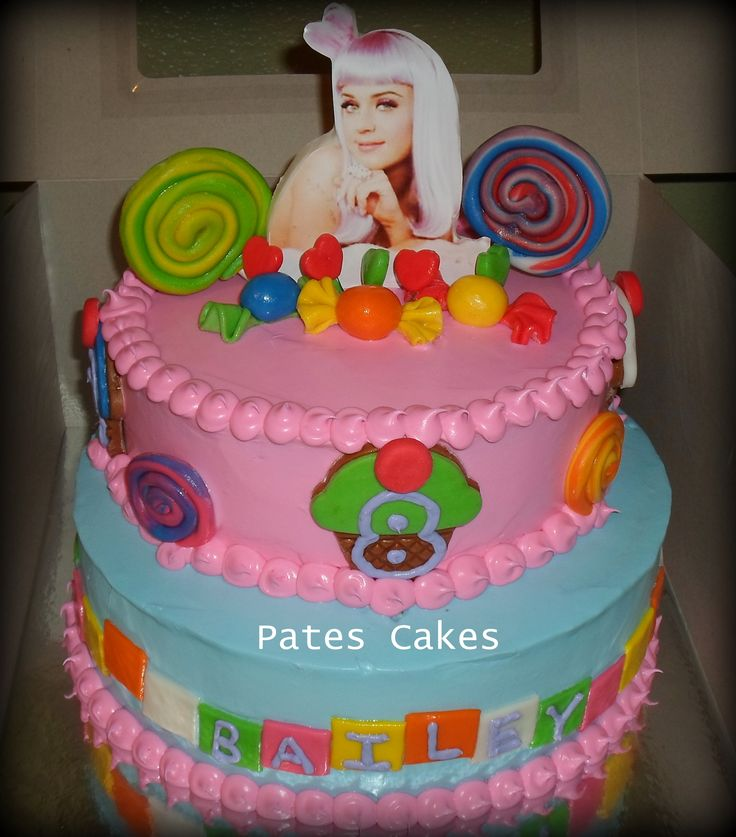 Katy Perry Birthday, Katy Perry And Themed Parties On