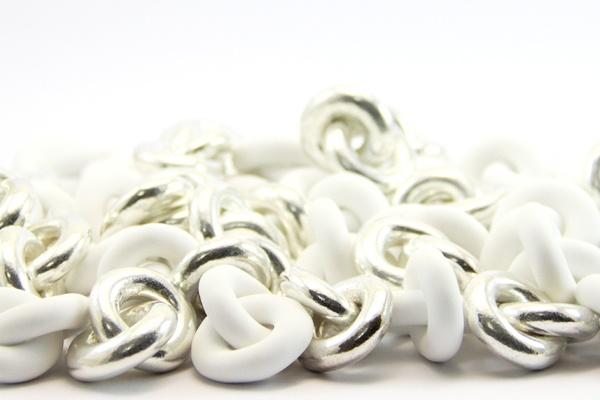 Fedi Argento e Bianco #Black and Silver #Candies