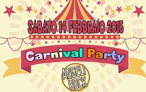 Angeli Rock - Il 14 febbraio non è San Valentino a Ostiense!