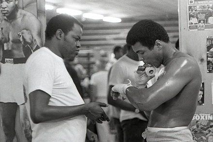 Muhammad Ali Beginning to End for the First Time in a Book