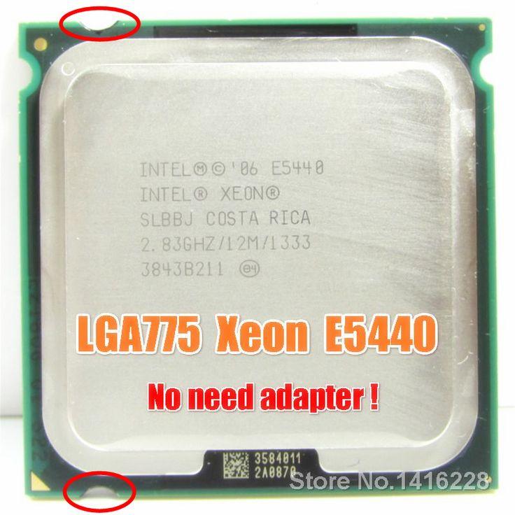 $16.35 (Buy here: https://alitems.com/g/1e8d114494ebda23ff8b16525dc3e8/?i=5&ulp=https%3A%2F%2Fwww.aliexpress.com%2Fitem%2Fworks-on-LGA-775-mainboard-no-need-adapter-For-Intel-Xeon-E5440-CPU-2-83GHz-12M%2F32333602362.html ) Works on LGA 775 mainboard no need adapter Xeon E5440 Processor(2.83GHz/12M/1333MHz)close to LGA775 Core 2 Quad Q9550 cpu for just $16.35