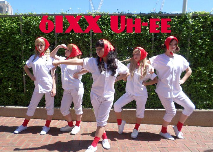 6IXX's Crayon Pop Uh ee Dance Cover