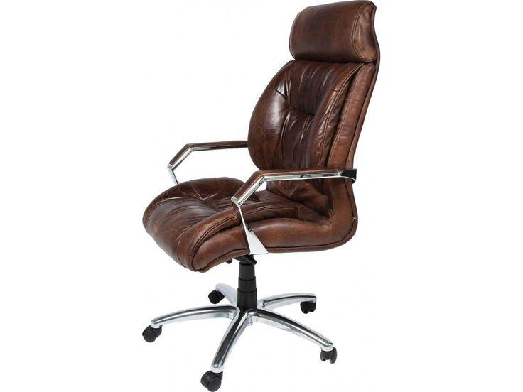 Krzesło Biurowe Cigar II — Krzesła Kare Design — sfmeble.pl