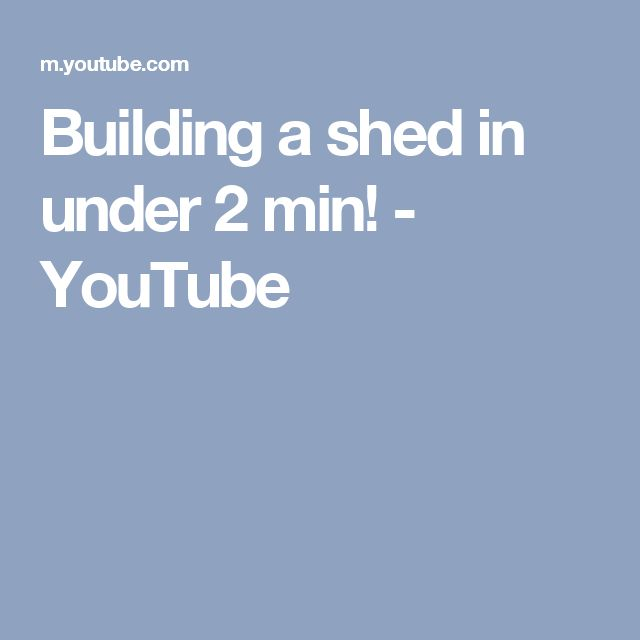 how to build a shed door youtube
