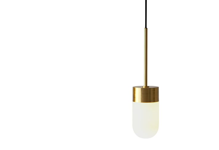 Pendant lamp from Swedish lighting brand Rubn.