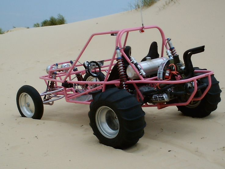 Good friends, good dunes, fun buggies.