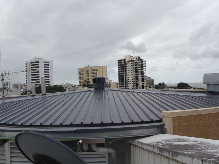 Drum Roof Addition - Convention Centre, Cairns