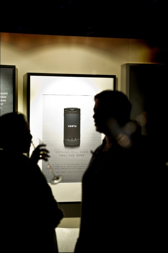 Vertu Ti Launch