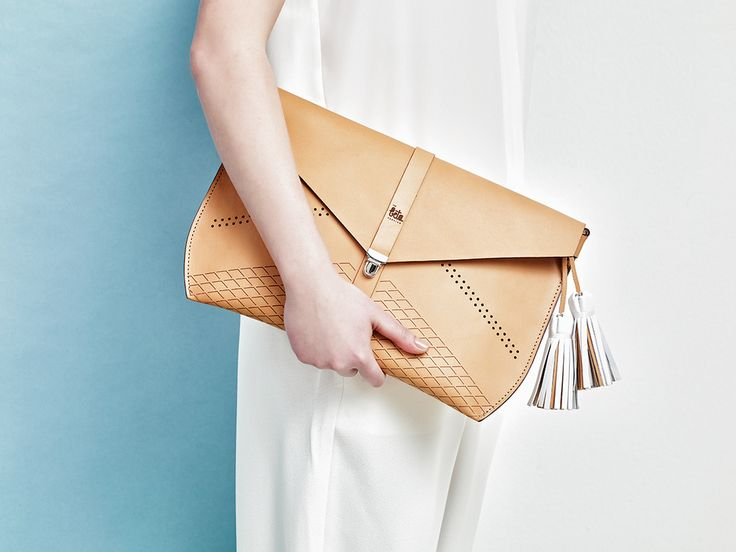 TheBétaVersion Spring/Summer 2015 Campaign - Zelda cross body bag